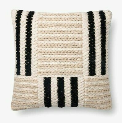 Knit Pillow by Ellen DeGeneres