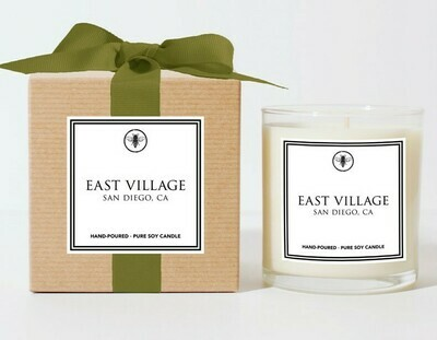 East Village Candle