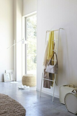 Leaning Ladder Clothes Hanger