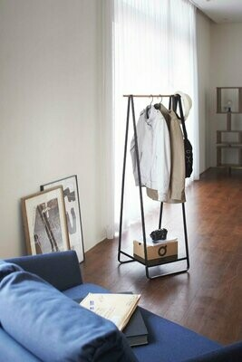 Freestanding Clothes Rack