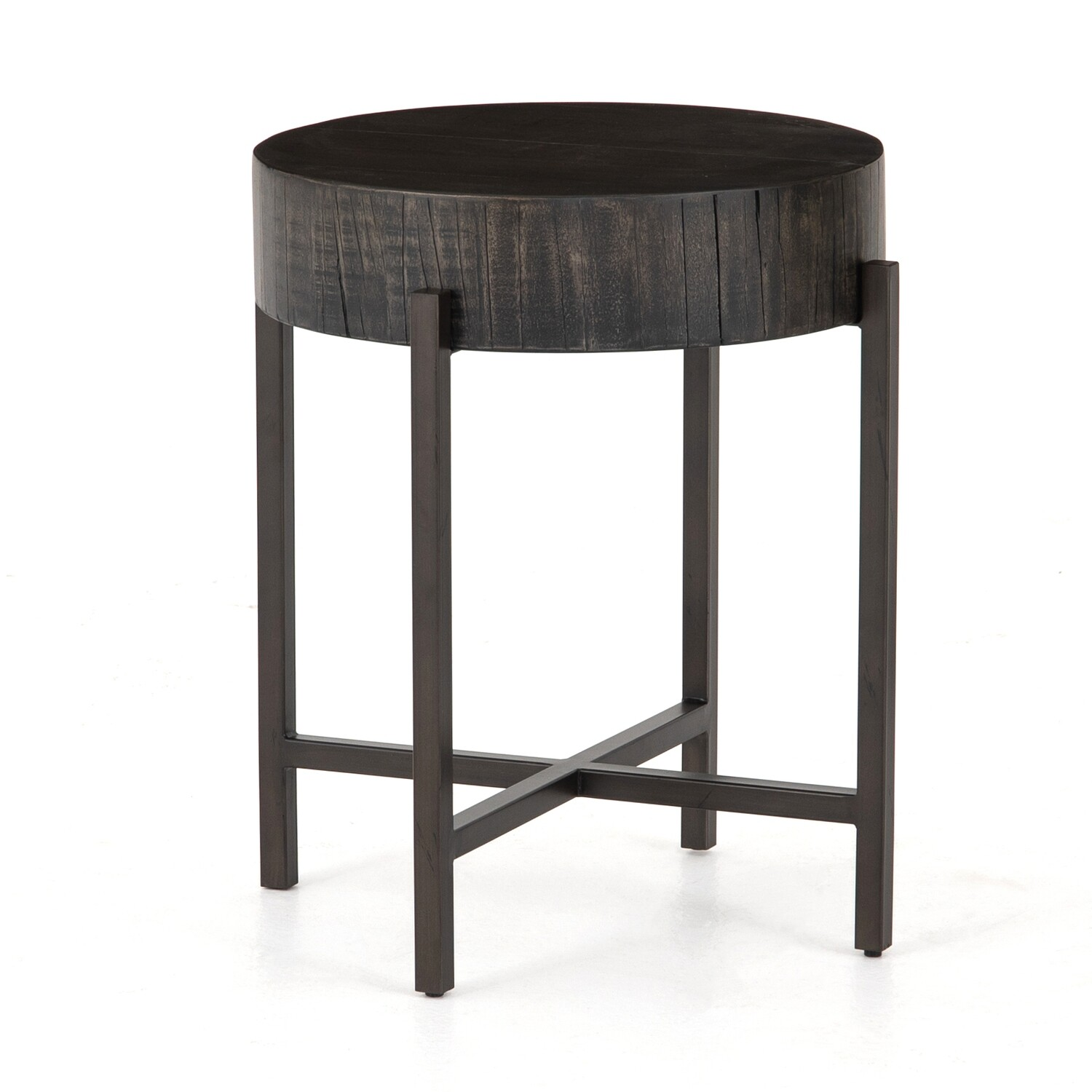 Tinsley Wood End Table