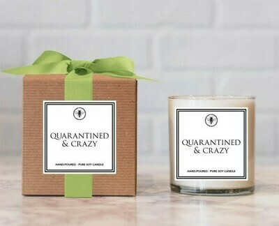 Gifting from a Distance - Soy Candles