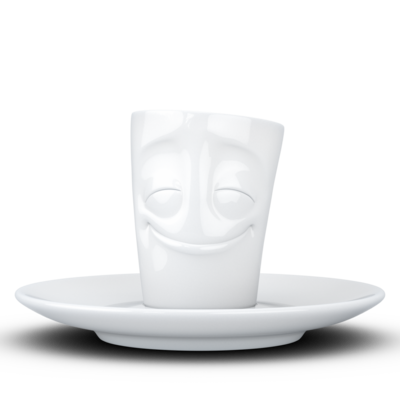 Tassen Animated Espresso Cups