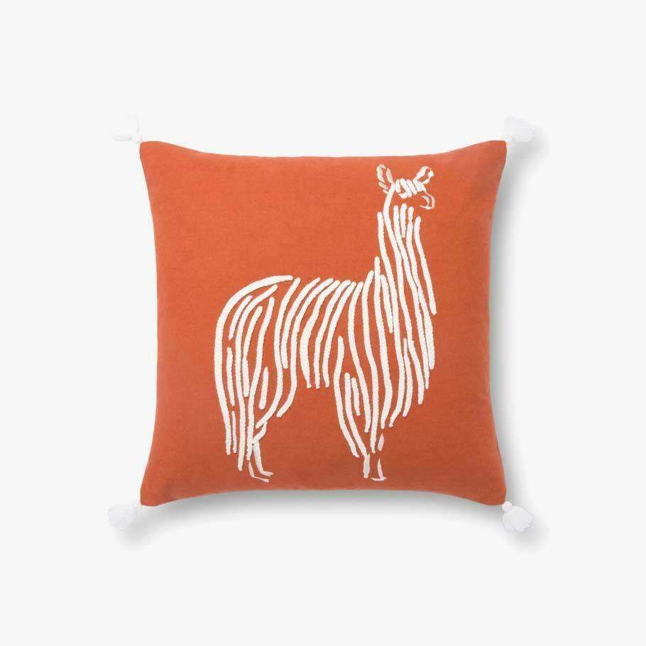 ED Braided Llama Pillow