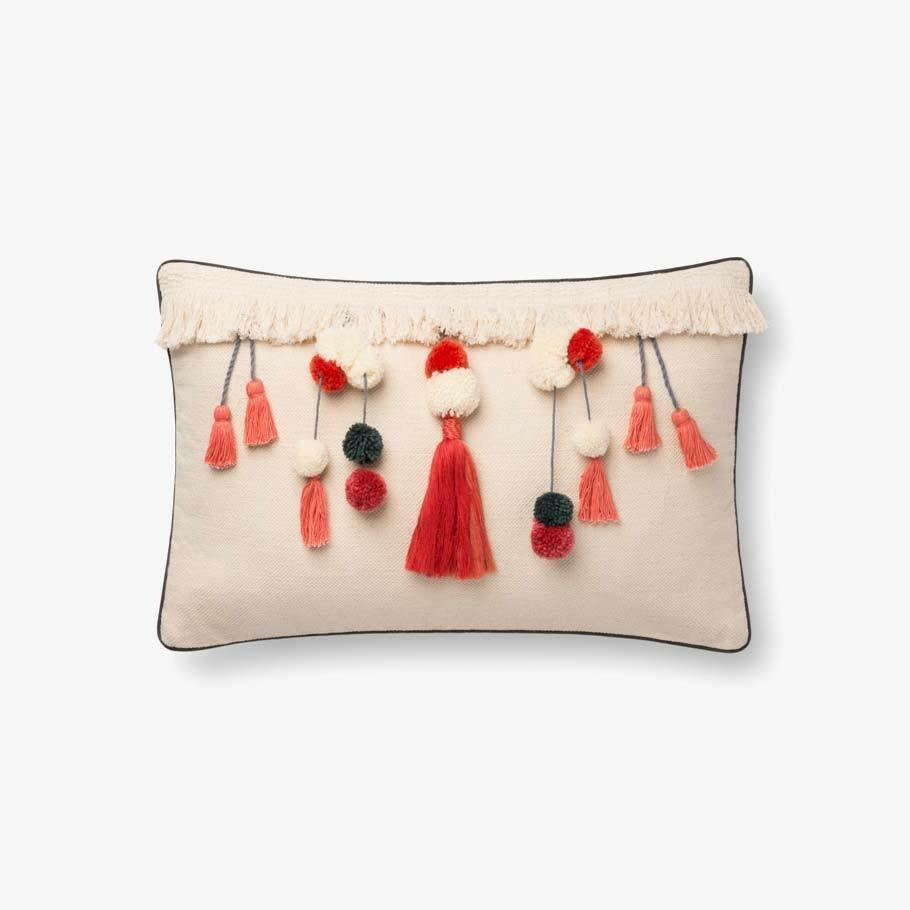 Borla Pom Pom Pillows