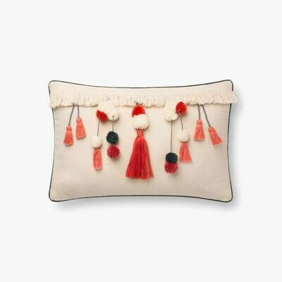 Borla Pom Pom Pillows