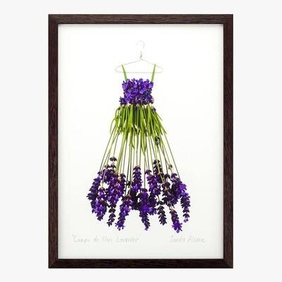 Campo De Flori Lavender Print