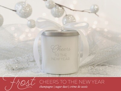 Cheers To The New Year Soy Candle