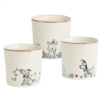 Hooly Hound Planters