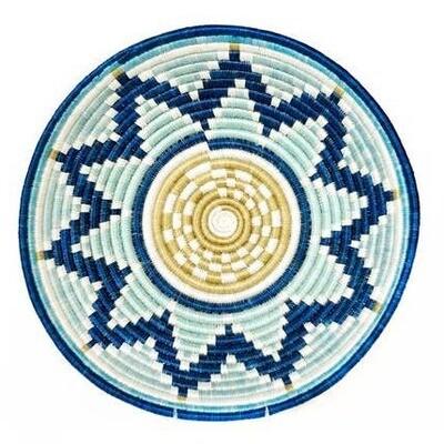 Large Weaved Bowl by Kazil