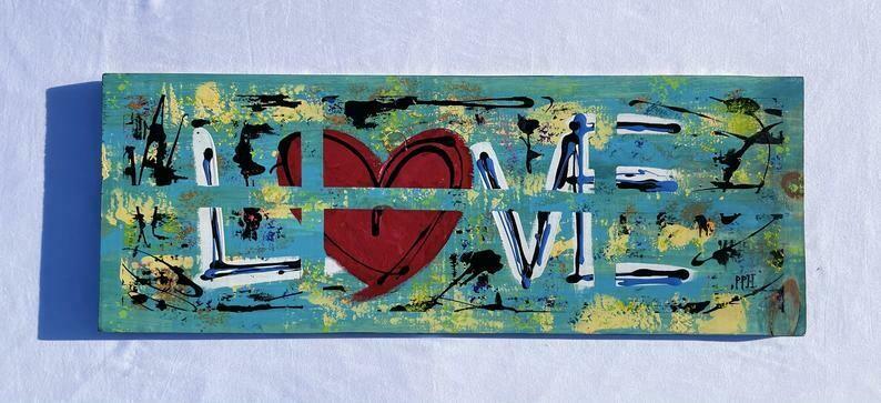 Love by Pat Pat