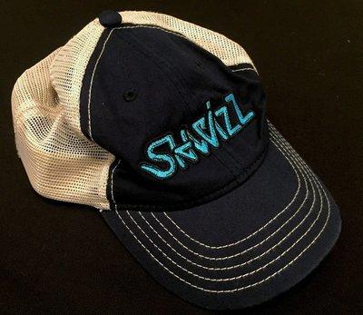 ShwizZ Trucker Hat - Electric Blue