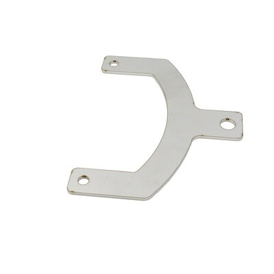 Mounting Bracket For Electric Actuator, Front, Y shape