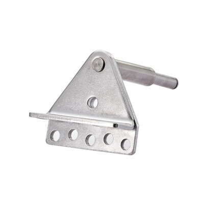 Mounting Bracket For Electric Actuator, REAR, Mounting hole 8 mm