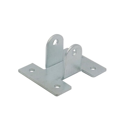 Mounting Bracket For Electric Actuator, H shape, Mounting hole 8, 6 mm