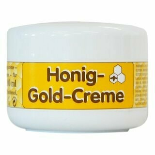 Honig Gold Creme 100 ml