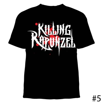 TEE SHIRT #5 - Blood Splatter