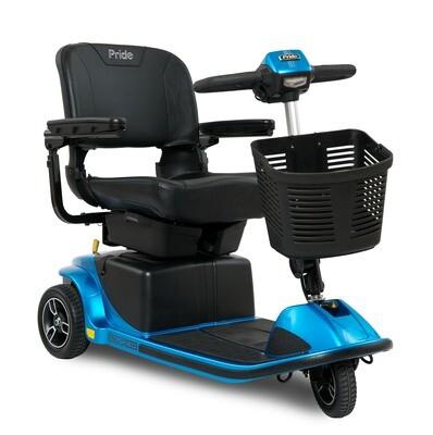The Revo 2.0 3-Wheel Pride Scooter