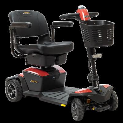 Pride Mobility Jazzy Zero Turn Scooter