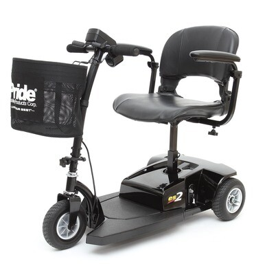 The Go Go Es 2 Pride Mobility Scooter