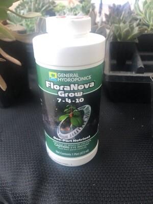 GH Flora Nova full spectrum hydroponic nutrient