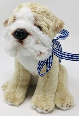 Plush Bulldog-Small