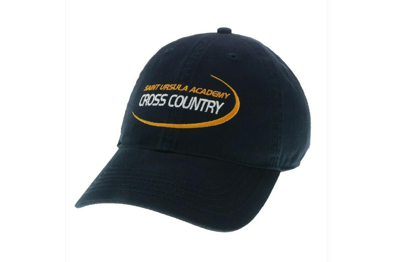 Hat - Navy - Cross Country Swoosh