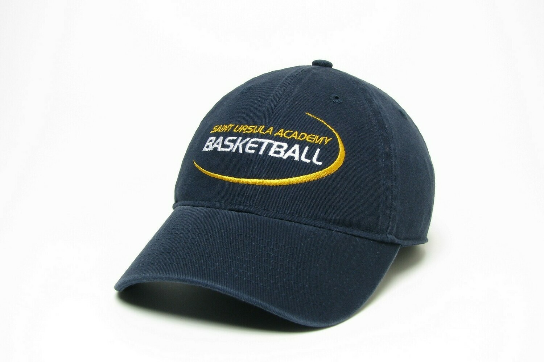Hat - Navy - Basketball  Swoosh