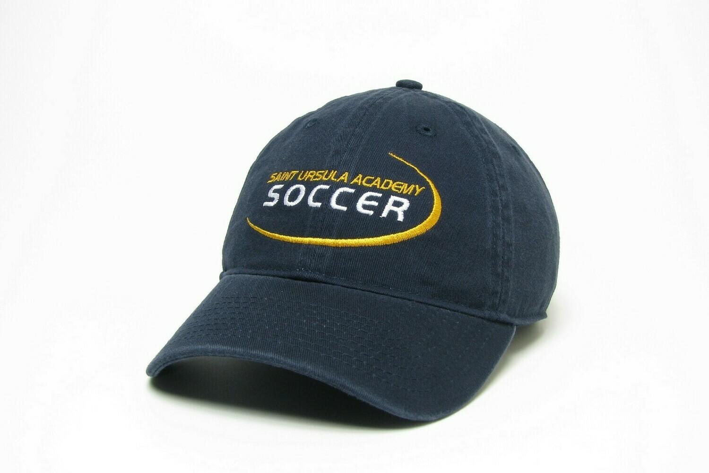 Hat - Navy - Soccer Swoosh
