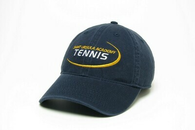Hat - Navy - Tennis Swoosh