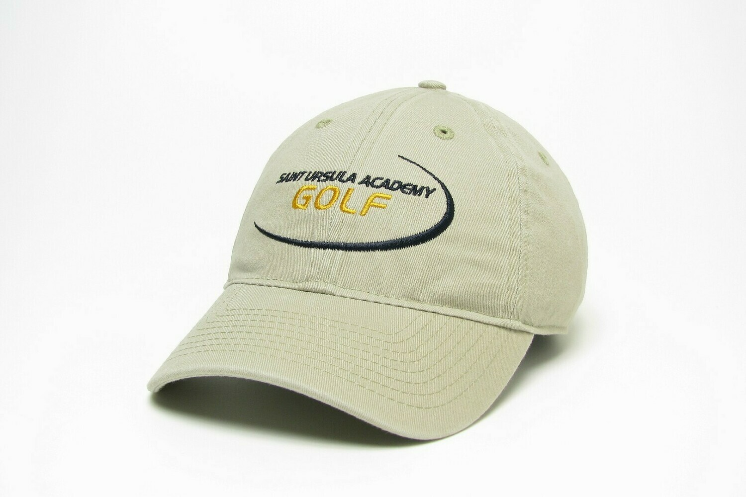 Hat - Khaki - Golf Swoosh