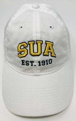 Hat - White - SUA