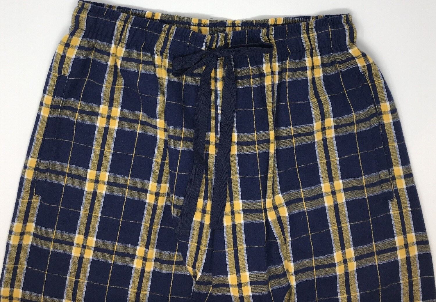 PJ Pants - Flannel Plaid