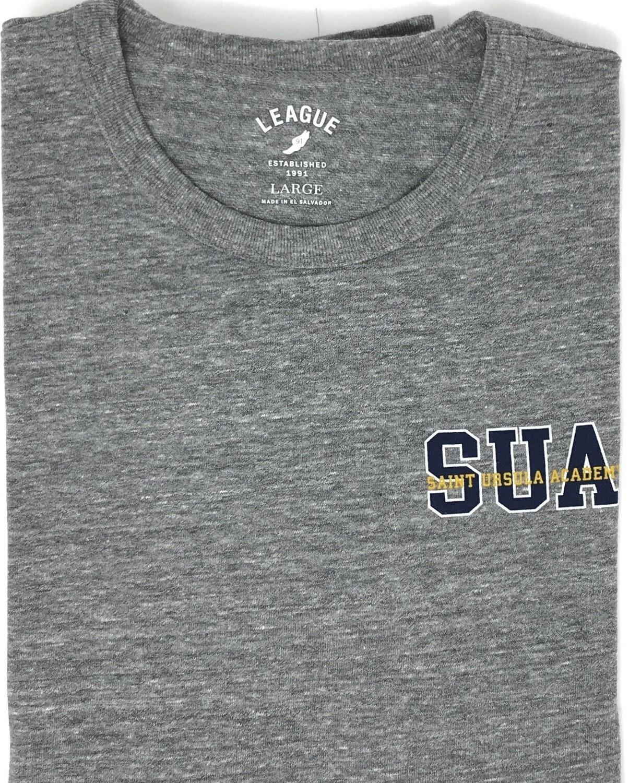 T-SHIRT-Long Sleeve-LC SUA with Saint Ursula Academy