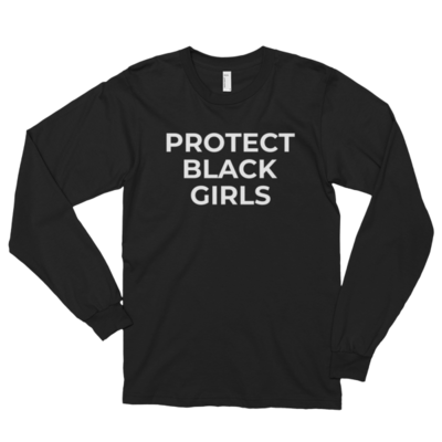 Protect Black Girls (Black)