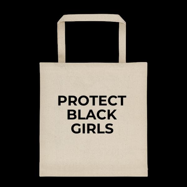 Protect Black Girls (Tote bag)