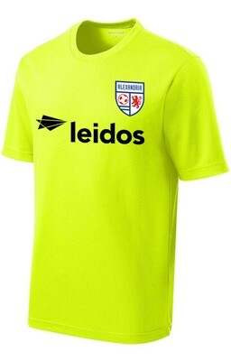 Neon Yellow Futsal Jersey