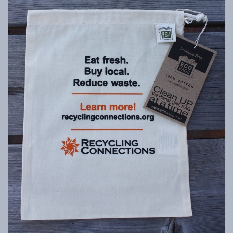 Organic Cotton Reusable Bag