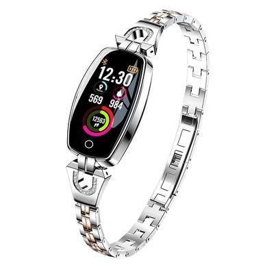 Fashion H8 HD Smart Bracelet Watch Women