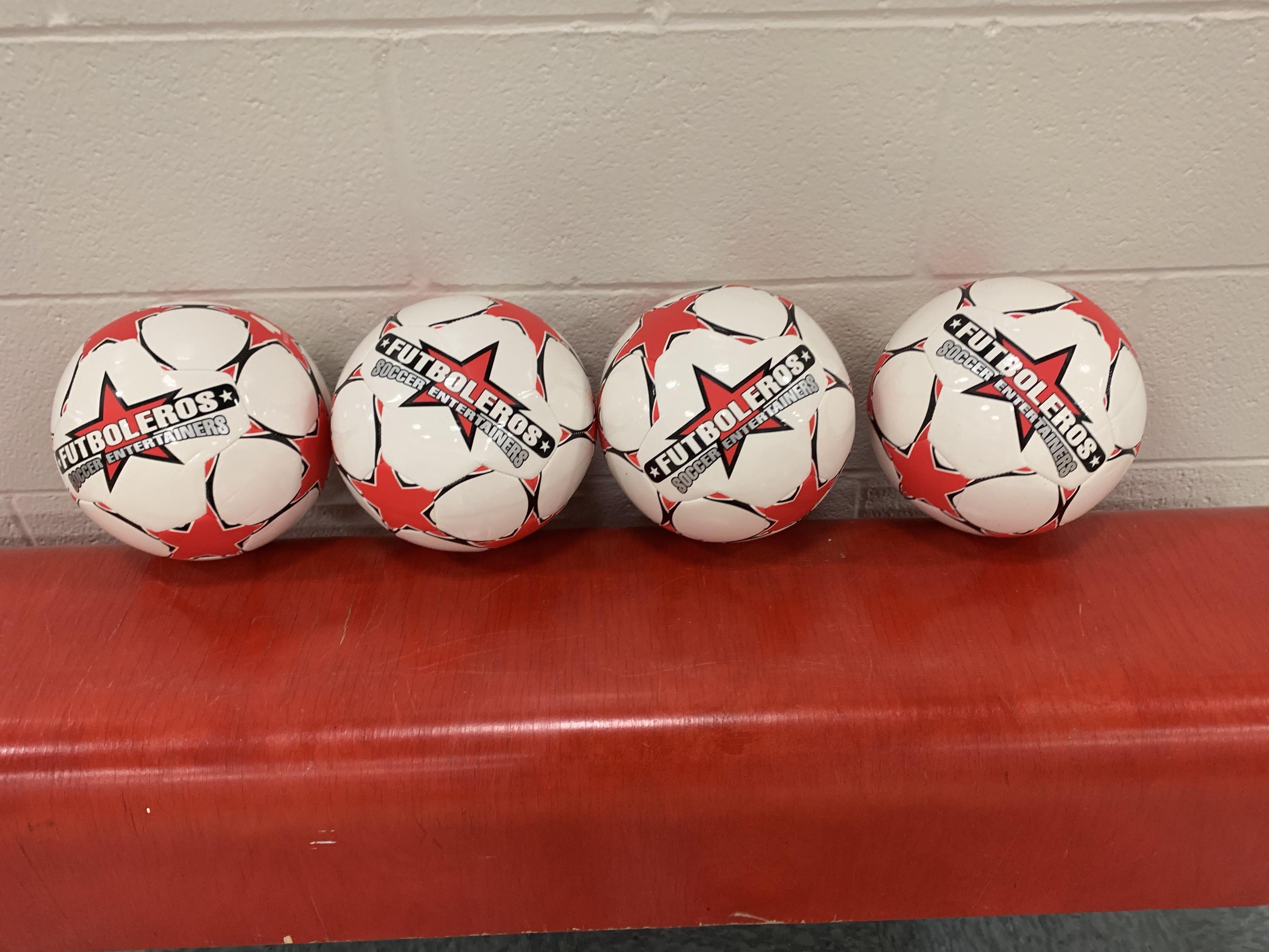 Futboleros Official Soccer Ball