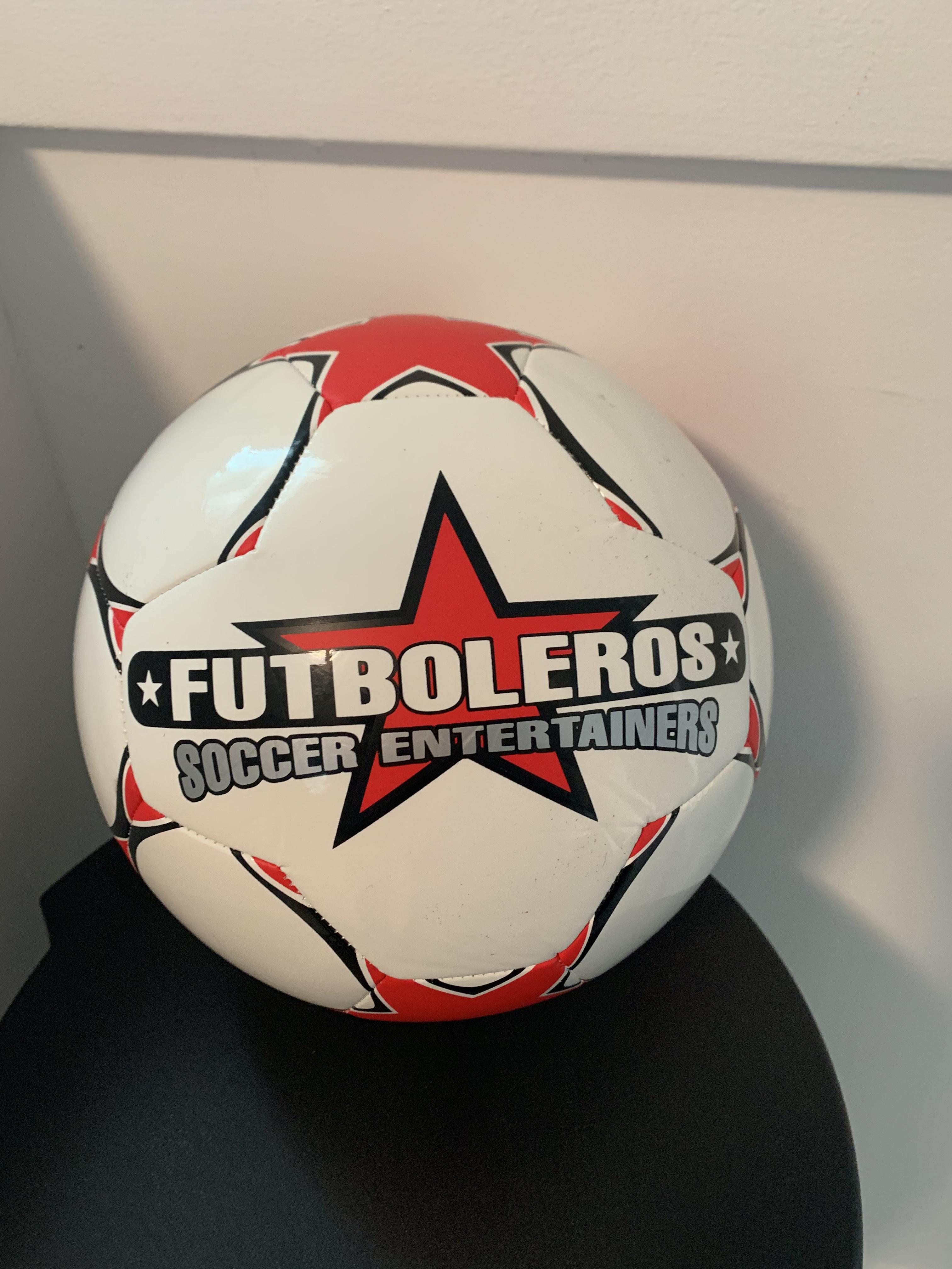Futboleros Official Soccer Ball 00004