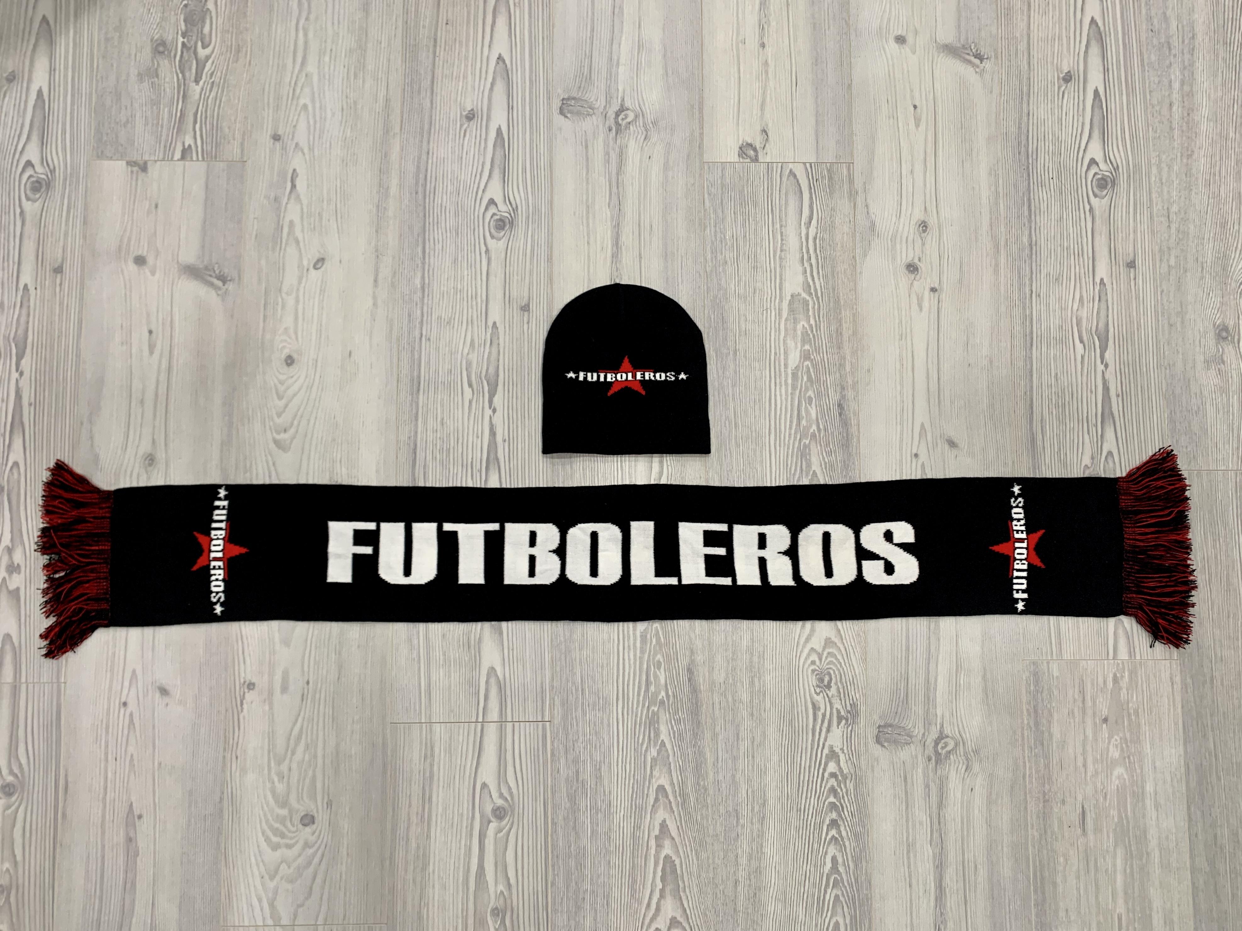 Futboleros Scarf SET 00003