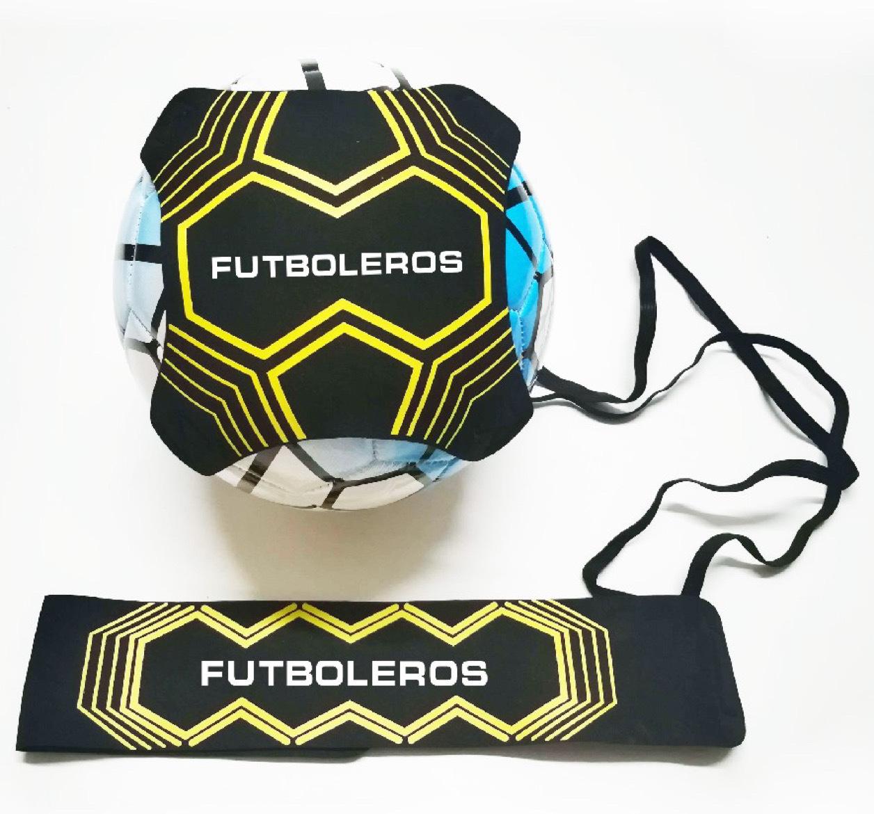 Futboleros Ball Sling Kicker - RED