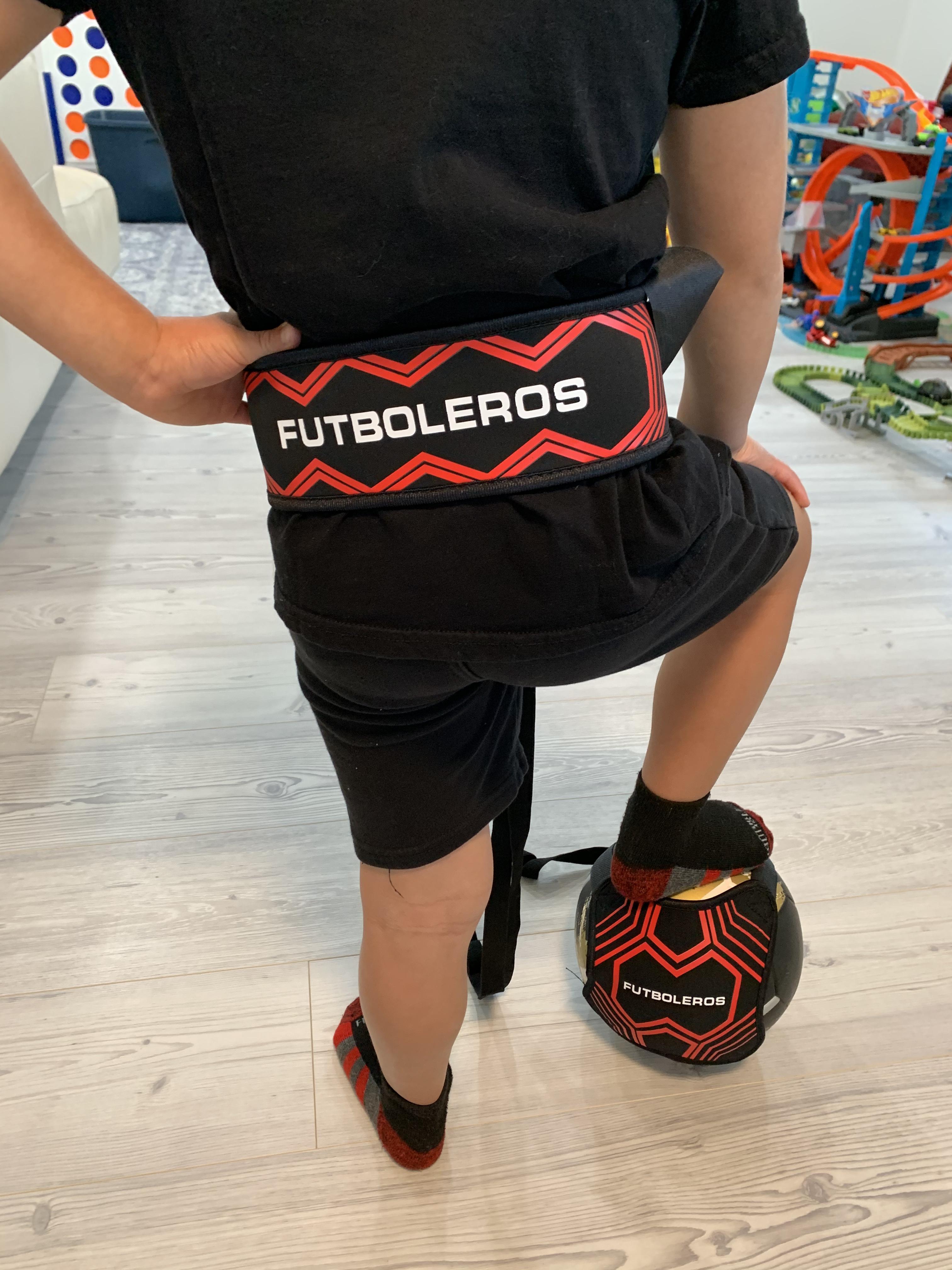 "Futboleros PK ""Perfect Kicker"" - RED"