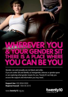 You and Your Gender Poster