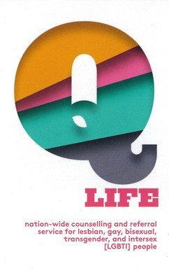QLife Business Card
