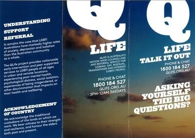 QLife Flyer