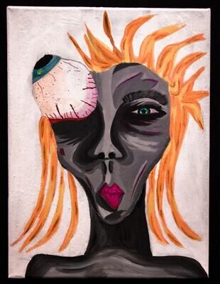 A Straying Eye by Cherri
