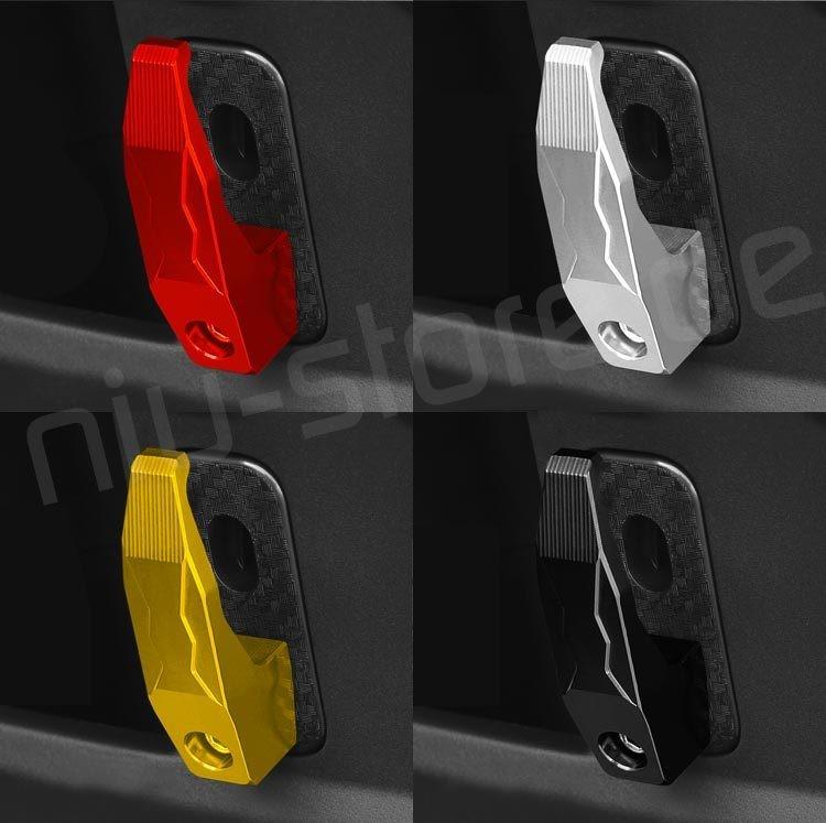 Gepäckhaken aus Aluminium für Niu NQi Serie