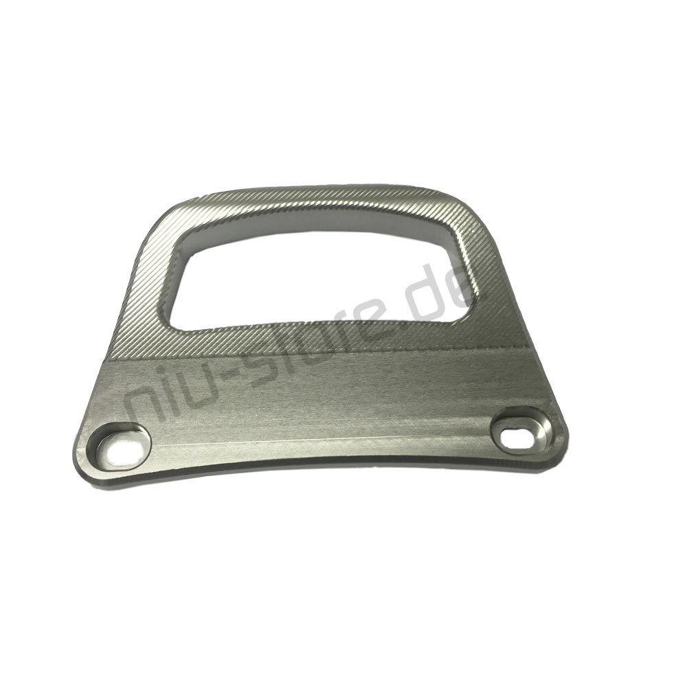 Aluminium-Griff in silber für den MQi Pro